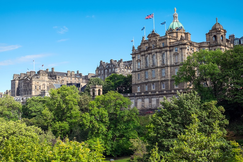 Edinburgh - © Envato Elements Pty Ltd.