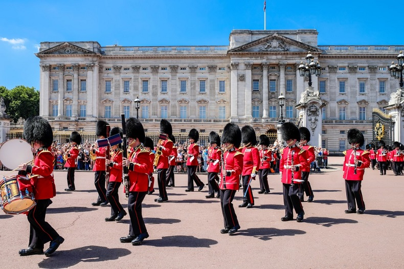 Buckingham Palace © @Lifestock via Twenty20
