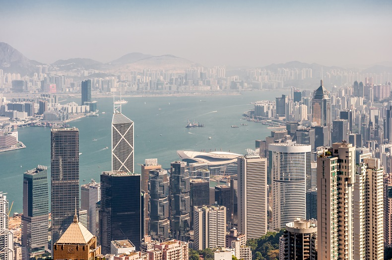 Hong Kong - © haveseen  Envato Elements Pty